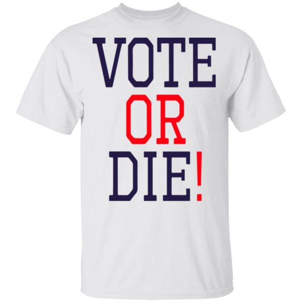 redirect 5371 600x600 - Vote or die shirt
