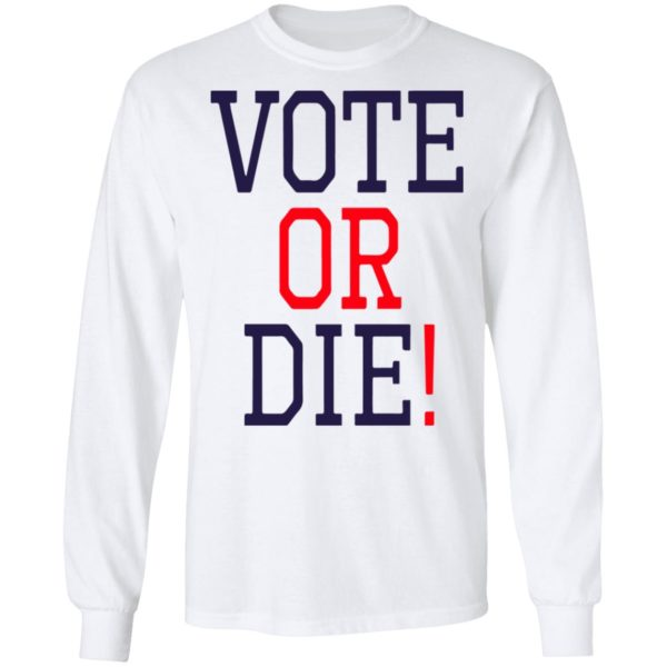 redirect 5376 600x600 - Vote or die shirt
