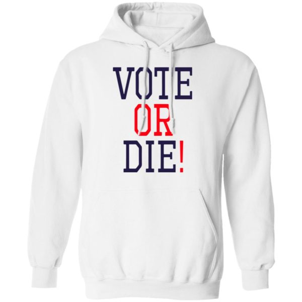 redirect 5378 600x600 - Vote or die shirt