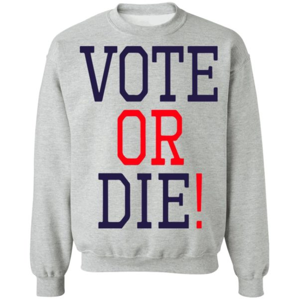 redirect 5379 600x600 - Vote or die shirt