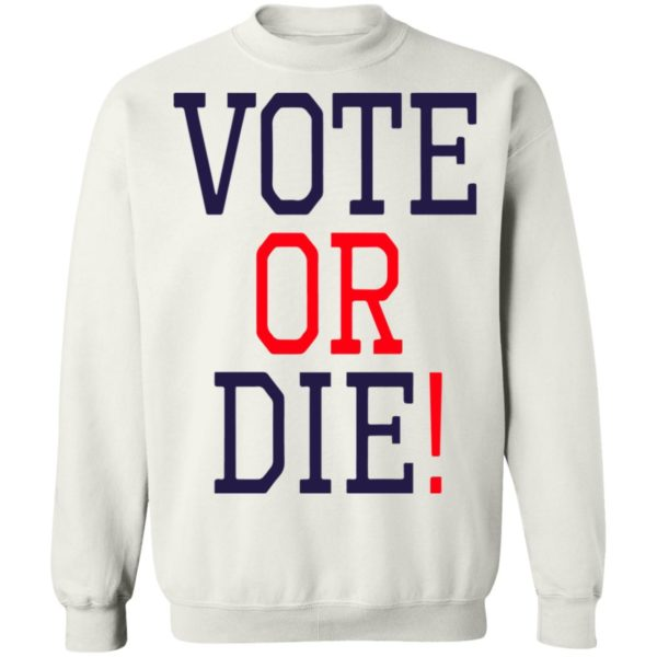 redirect 5380 600x600 - Vote or die shirt