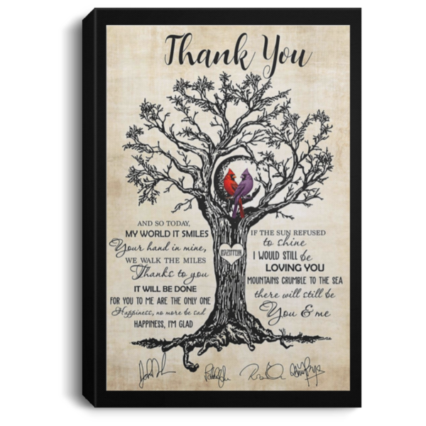 redirect 659 600x600 - Thank You Vertical poster