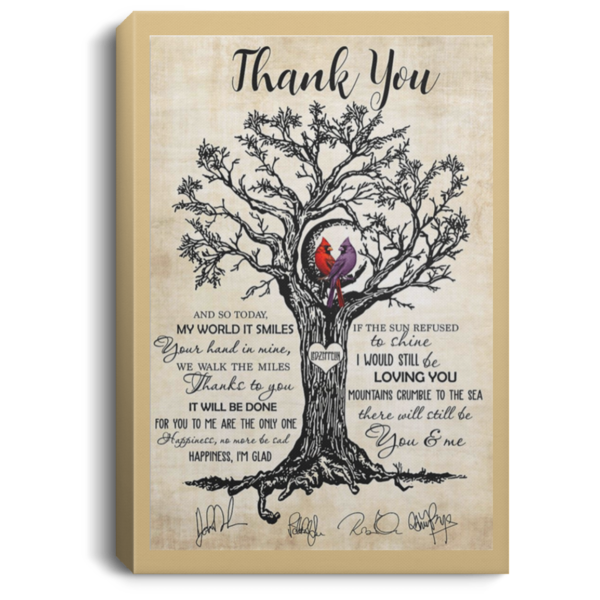 redirect 660 600x600 - Thank You Vertical poster