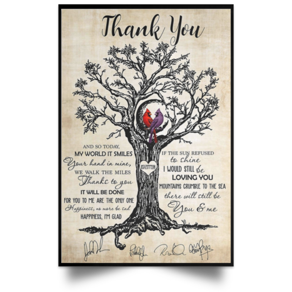 redirect 661 600x600 - Thank You Vertical poster