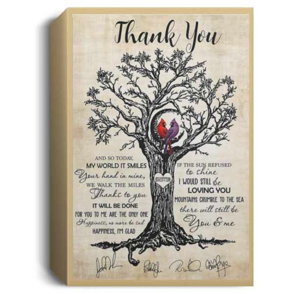redirect 664 600x600 - Thank You Vertical poster