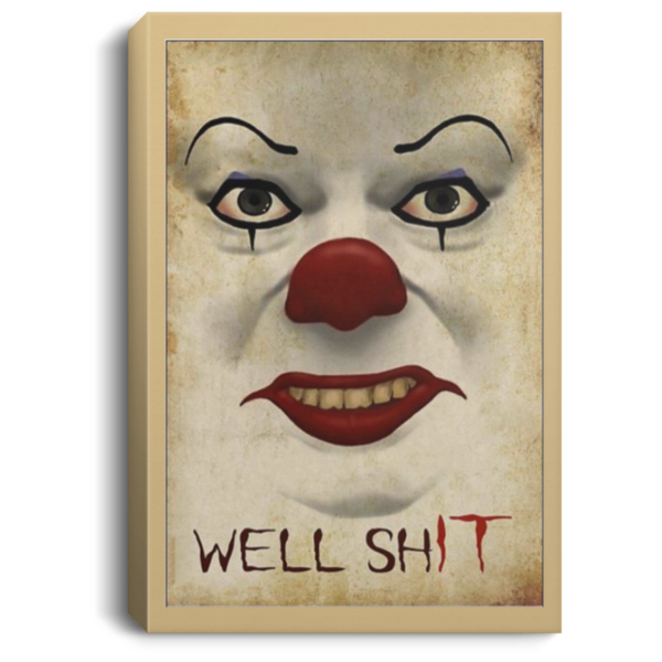 redirect 666 600x600 - Pennywise well shit poster