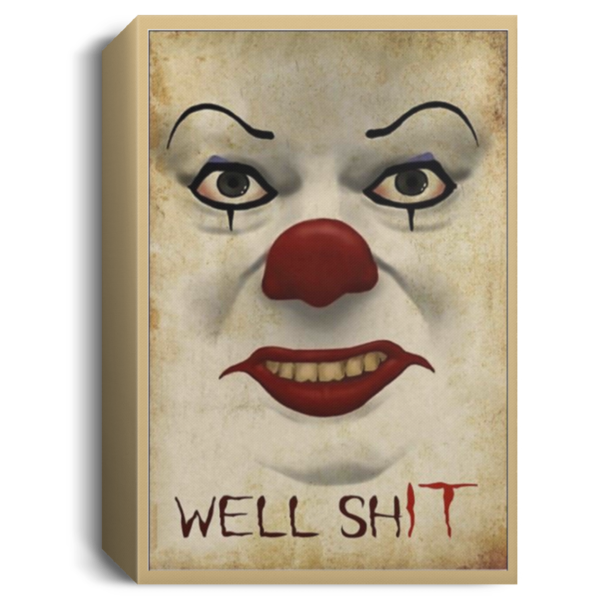 redirect 670 600x600 - Pennywise well shit poster