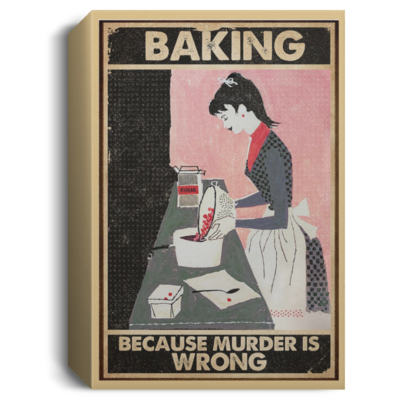 redirect 72 400x400 - Baking because murder is wrong poster