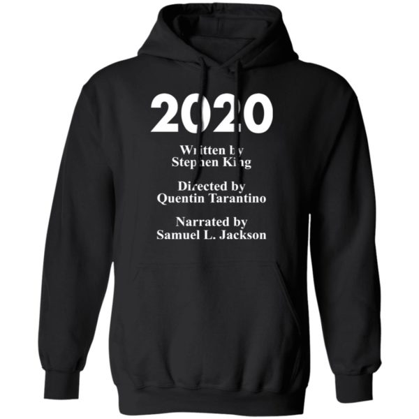 redirect 86 600x600 - 2020 written by Stephen King directed by Quentin Tarantino shirt