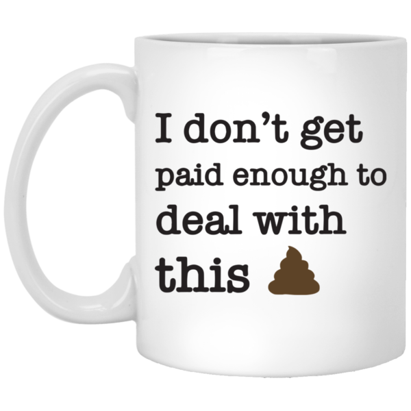 redirect 119 600x600 - I don't get paid enough to deal with this mug