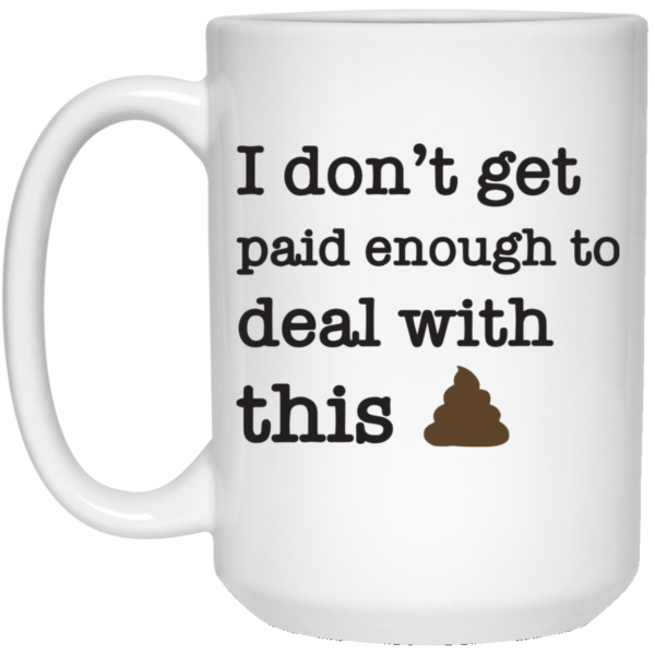 redirect 120 600x600 - I don't get paid enough to deal with this mug