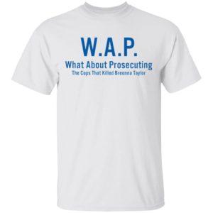 redirect 160 300x300 - WAP what about prosecuting shirt
