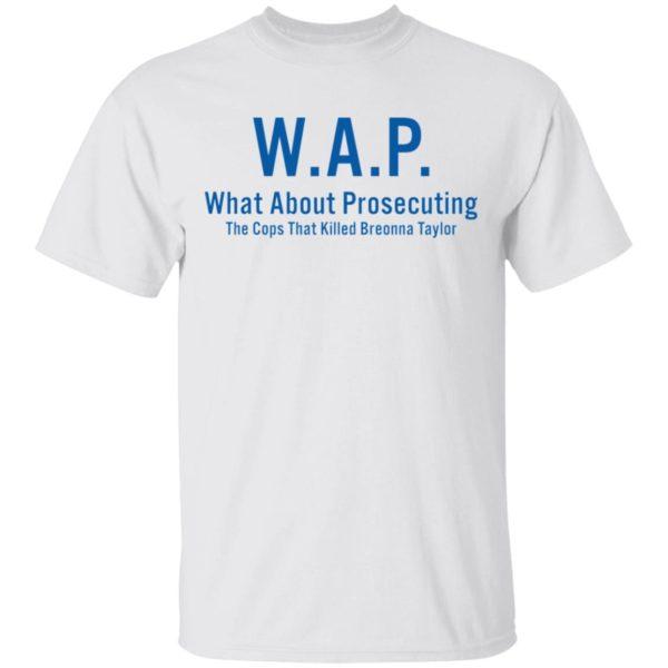 redirect 160 600x600 - WAP what about prosecuting shirt