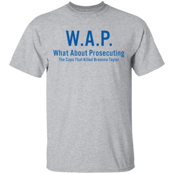 redirect 161 600x600 - WAP what about prosecuting shirt