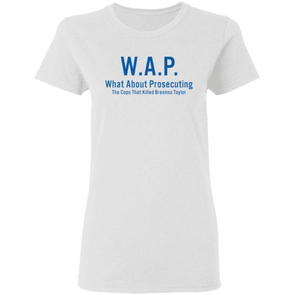 redirect 162 600x600 - WAP what about prosecuting shirt