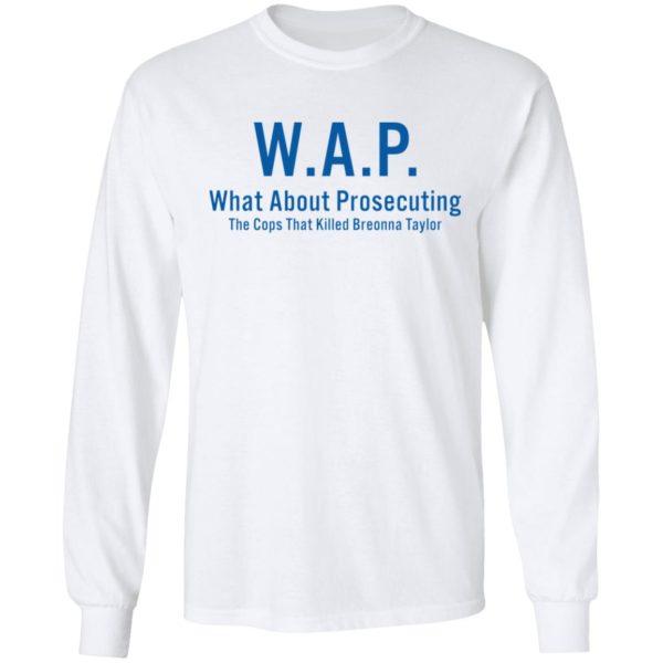 redirect 165 600x600 - WAP what about prosecuting shirt