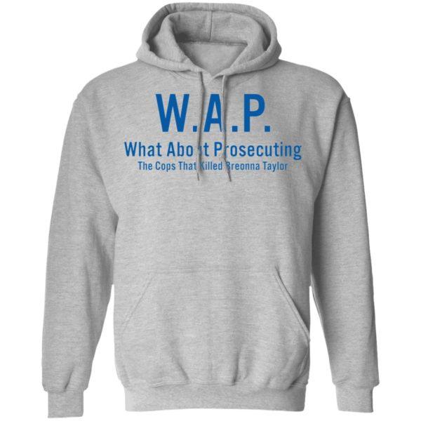 redirect 166 600x600 - WAP what about prosecuting shirt
