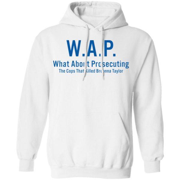 redirect 167 600x600 - WAP what about prosecuting shirt
