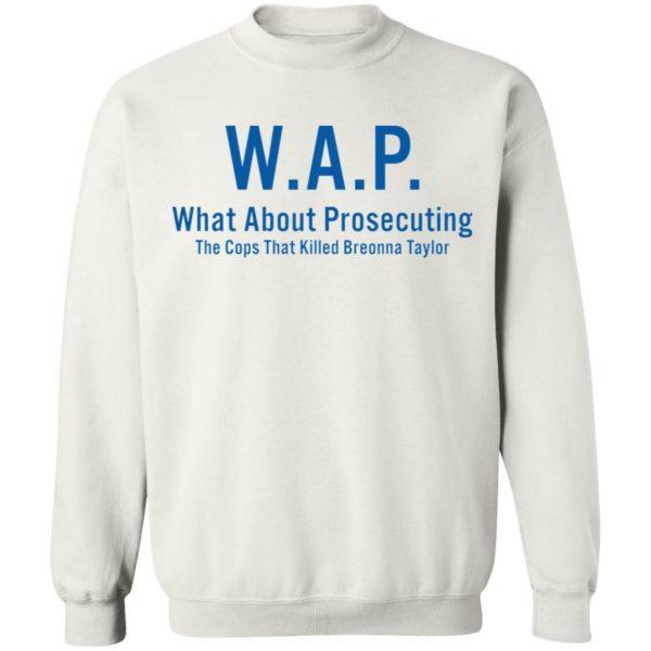 redirect 169 600x600 - WAP what about prosecuting shirt