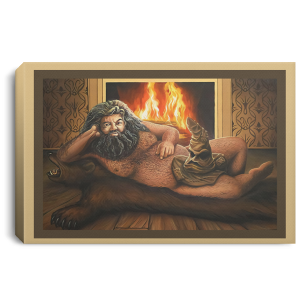 redirect 2 600x600 - Sexy Hagrid poster