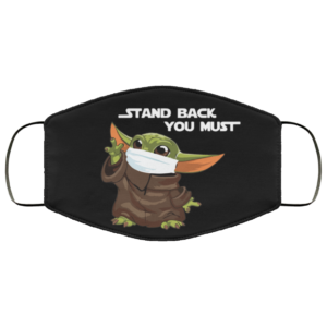 redirect 21 300x300 - Baby Yoda stand back you must face mask