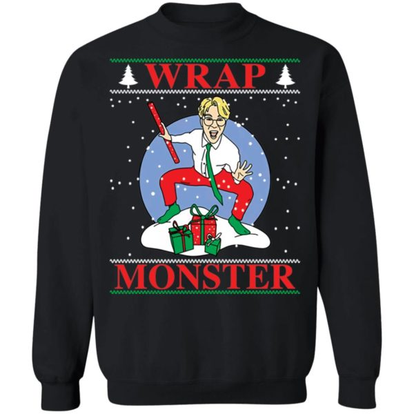 redirect 2130 600x600 - Wrap Monster Christmas sweater