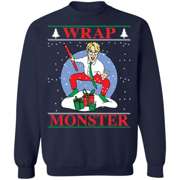 redirect 2131 600x600 - Wrap Monster Christmas sweater