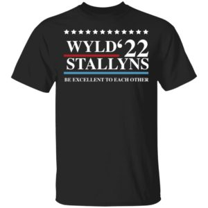 redirect 2755 300x300 - Wyld Stallyns 22 be excellent to each other shirt