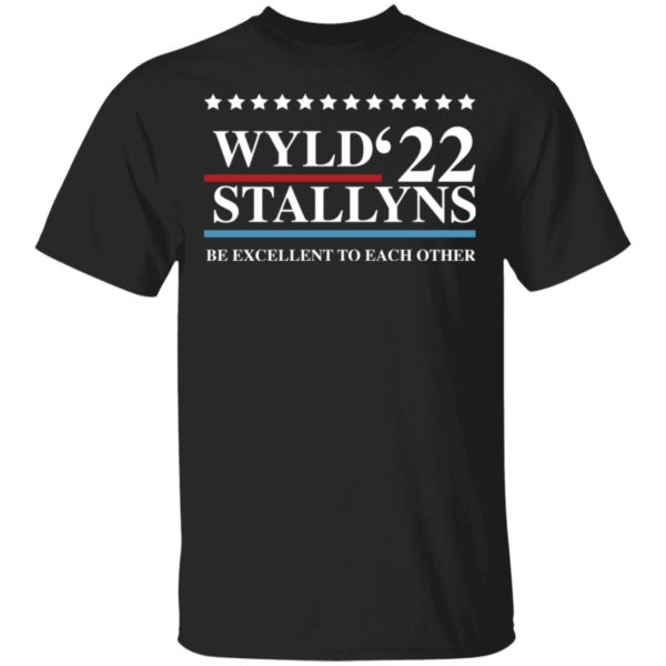 redirect 2755 600x600 - Wyld Stallyns 22 be excellent to each other shirt