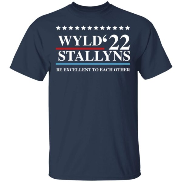 redirect 2756 600x600 - Wyld Stallyns 22 be excellent to each other shirt