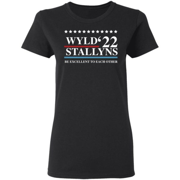 redirect 2757 600x600 - Wyld Stallyns 22 be excellent to each other shirt