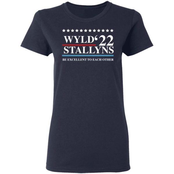 redirect 2758 600x600 - Wyld Stallyns 22 be excellent to each other shirt