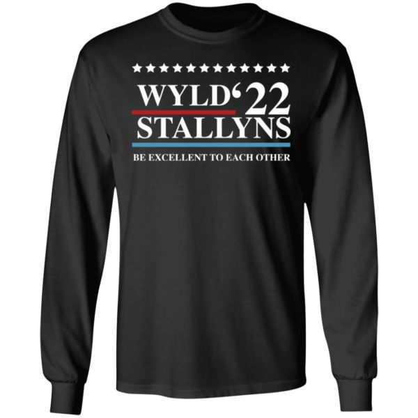 redirect 2759 600x600 - Wyld Stallyns 22 be excellent to each other shirt