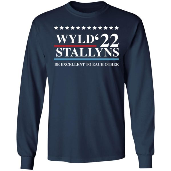redirect 2760 600x600 - Wyld Stallyns 22 be excellent to each other shirt