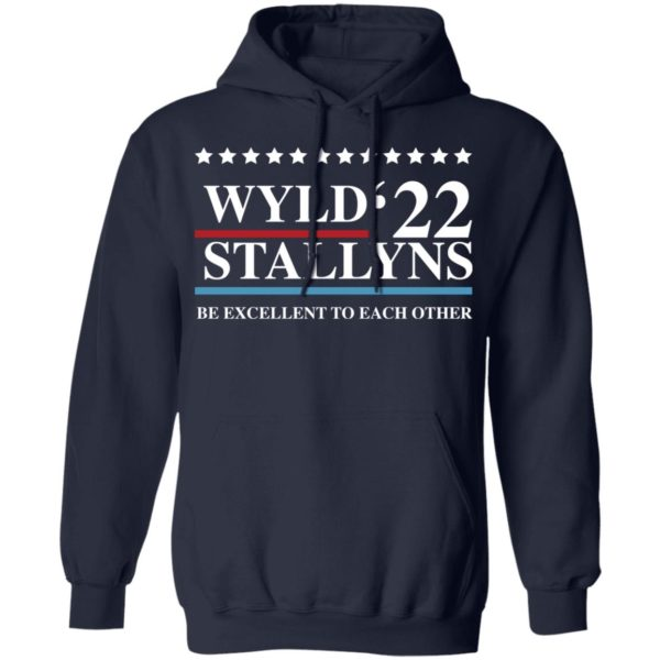 redirect 2762 600x600 - Wyld Stallyns 22 be excellent to each other shirt