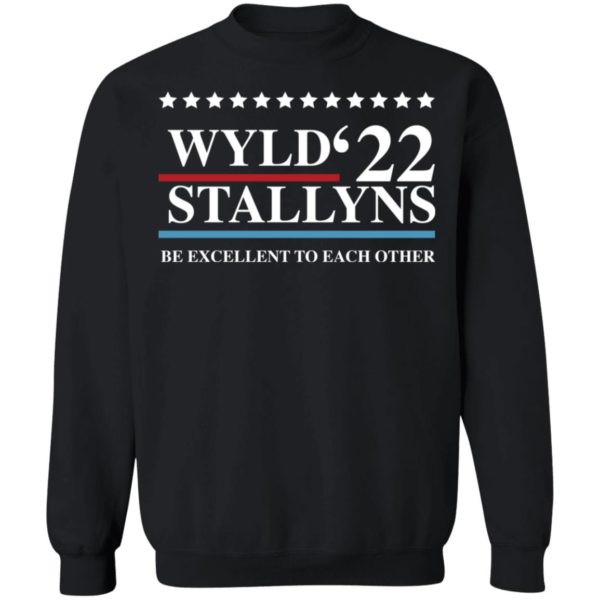 redirect 2763 600x600 - Wyld Stallyns 22 be excellent to each other shirt