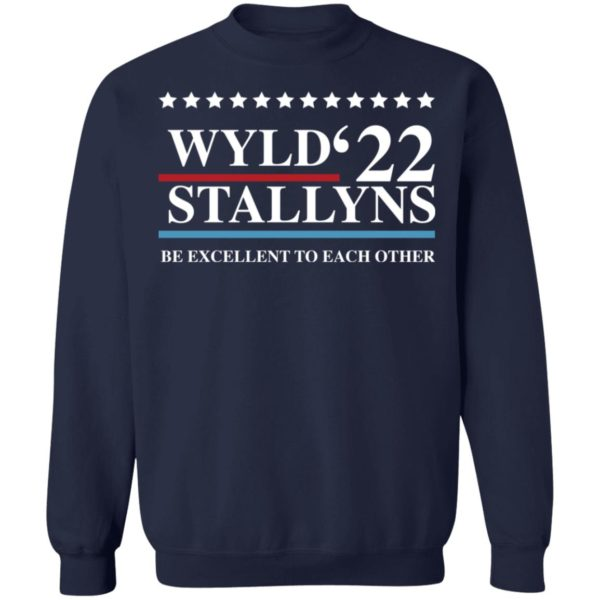 redirect 2764 600x600 - Wyld Stallyns 22 be excellent to each other shirt