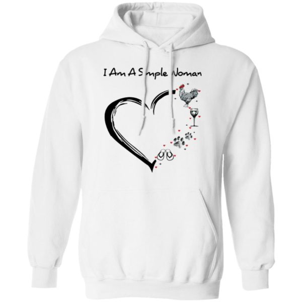 redirect 2902 600x600 - I am a simple woman I like chicken wine dog and flip flop shirt