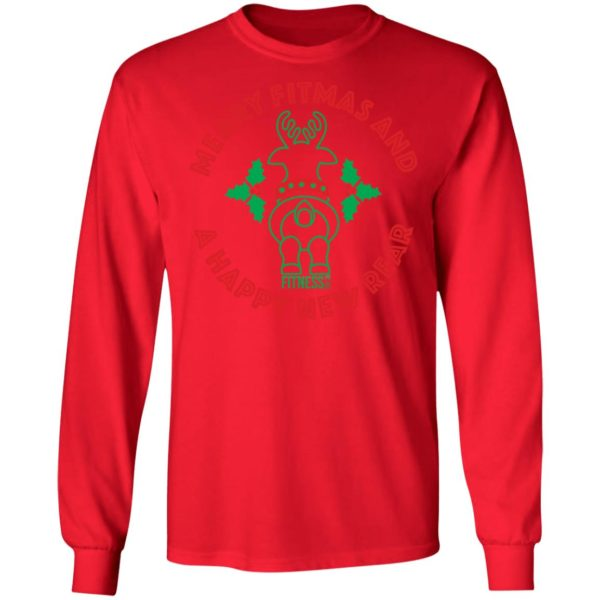 redirect 2950 600x600 - Merry fitmas and a happy new rear Christmas sweatshirt