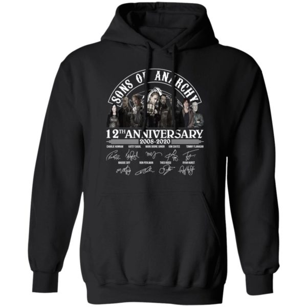 redirect 2971 600x600 - Sons of Anarchy 12th anniversary 2008-2020 signature shirt