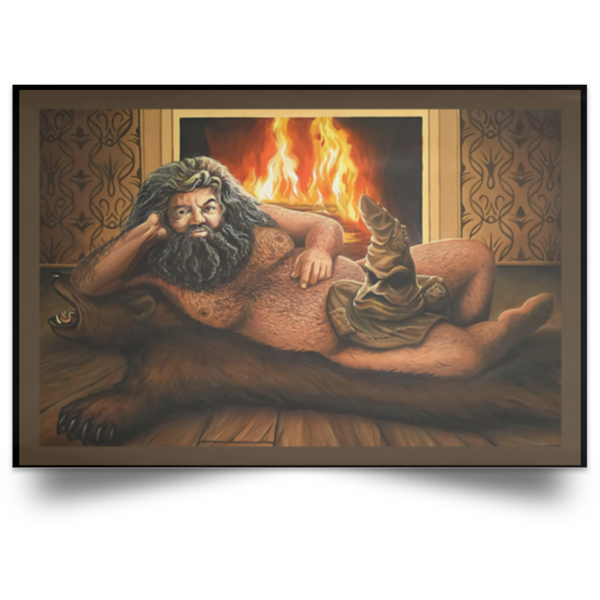 redirect 3 600x600 - Sexy Hagrid poster