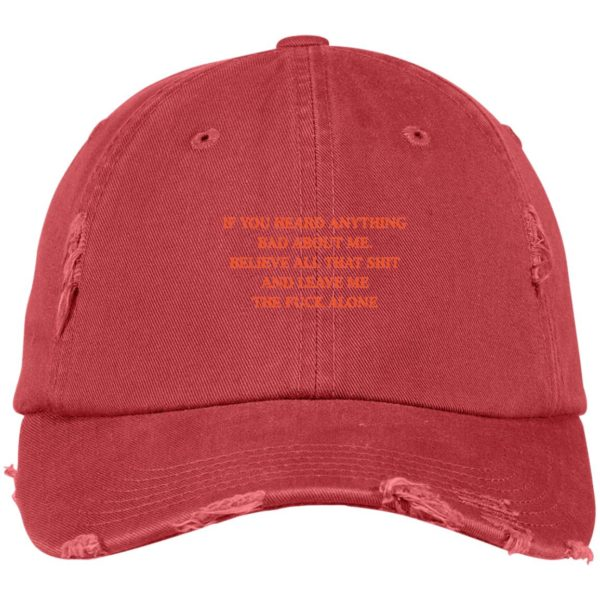 redirect 3436 600x600 - If you heard anything bad about me believe all that shit hat, cap
