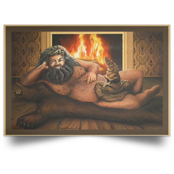 redirect 4 600x600 - Sexy Hagrid poster