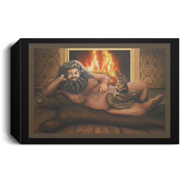 redirect 5 600x600 - Sexy Hagrid poster