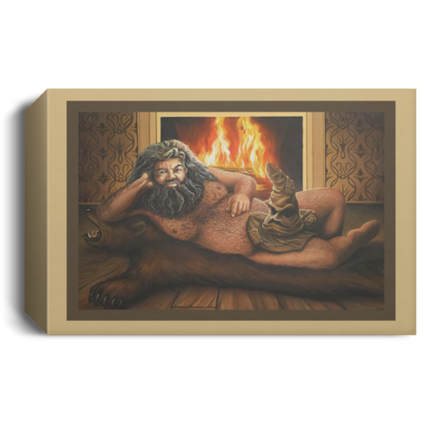 redirect 6 600x600 - Sexy Hagrid poster