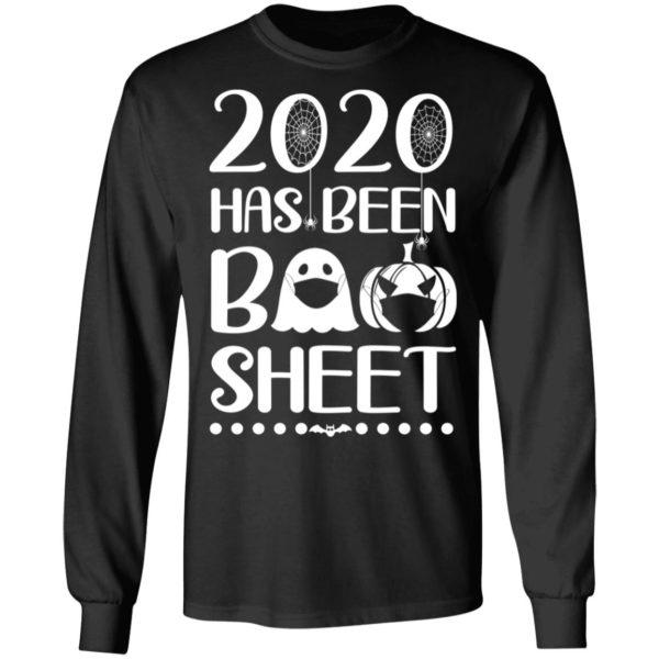 redirect 600 600x600 - 2020 has been boo sheet t-shirt