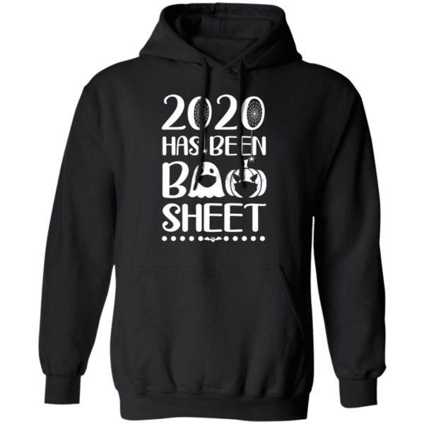 redirect 602 600x600 - 2020 has been boo sheet t-shirt