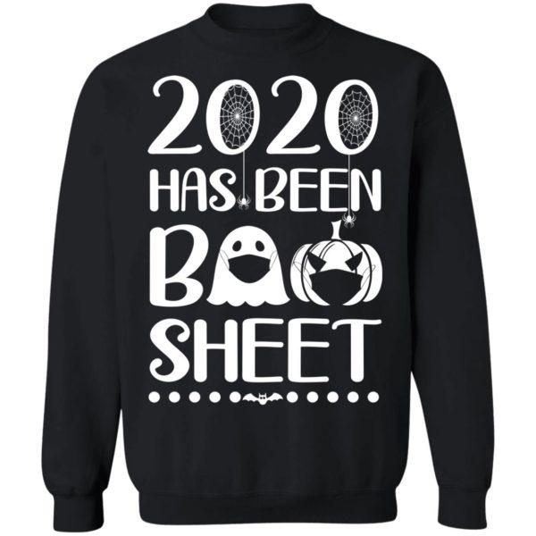 redirect 604 600x600 - 2020 has been boo sheet t-shirt