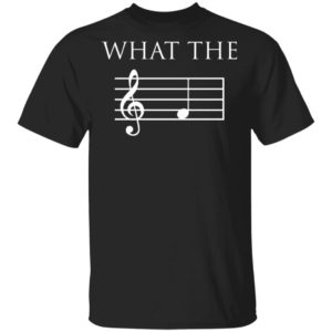 redirect 628 300x300 - What The F Treble Clef shirt