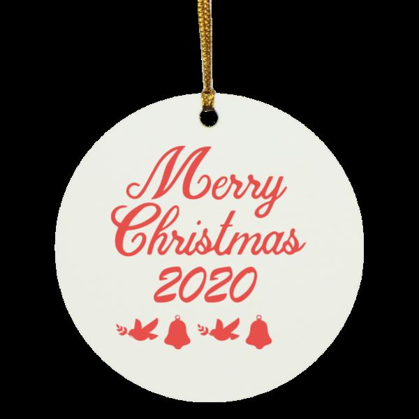 redirect 10 600x600 - Merry Christmas 2020 Ornament